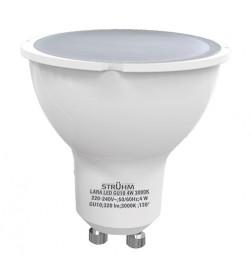 Żarówka LED GU10 6W ciepła...